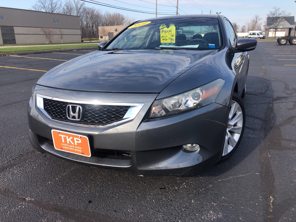 2010 HONDA ACCORD for sale at TKP Auto Sales