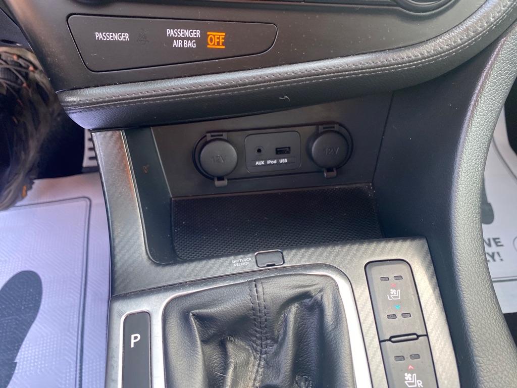 2011 KIA OPTIMA SX for sale at TKP Auto Sales