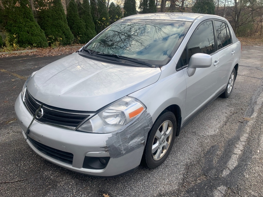 2010 NISSAN VERSA for sale at TKP Auto Sales
