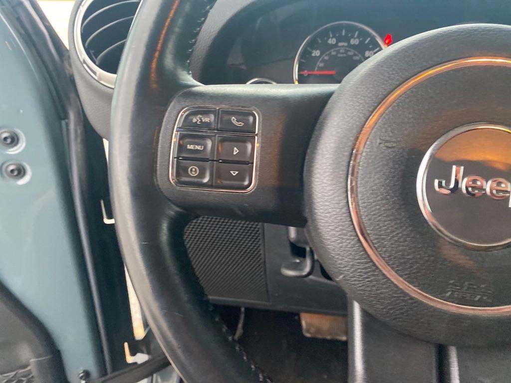2014 JEEP WRANGLER SAHARA for sale at TKP Auto Sales