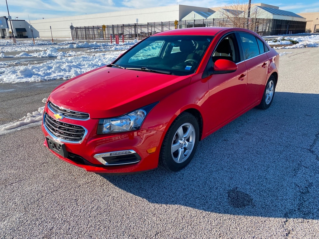 2016 CHEVROLET CRUZE LIMITED for sale at TKP Auto Sales