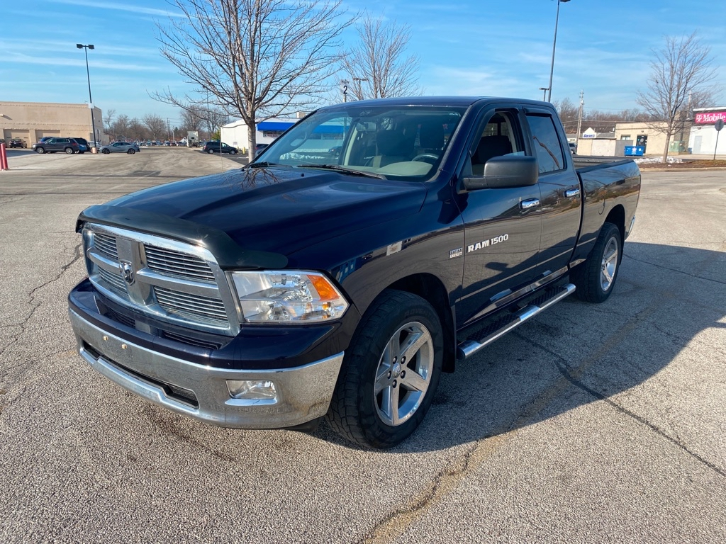 2012 DODGE RAM 1500 SLT for sale in Eastlake, Ohio