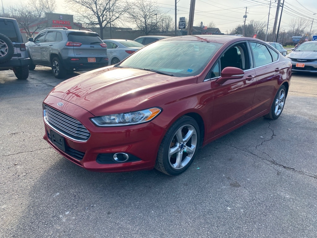 2015 FORD FUSION for sale at TKP Auto Sales