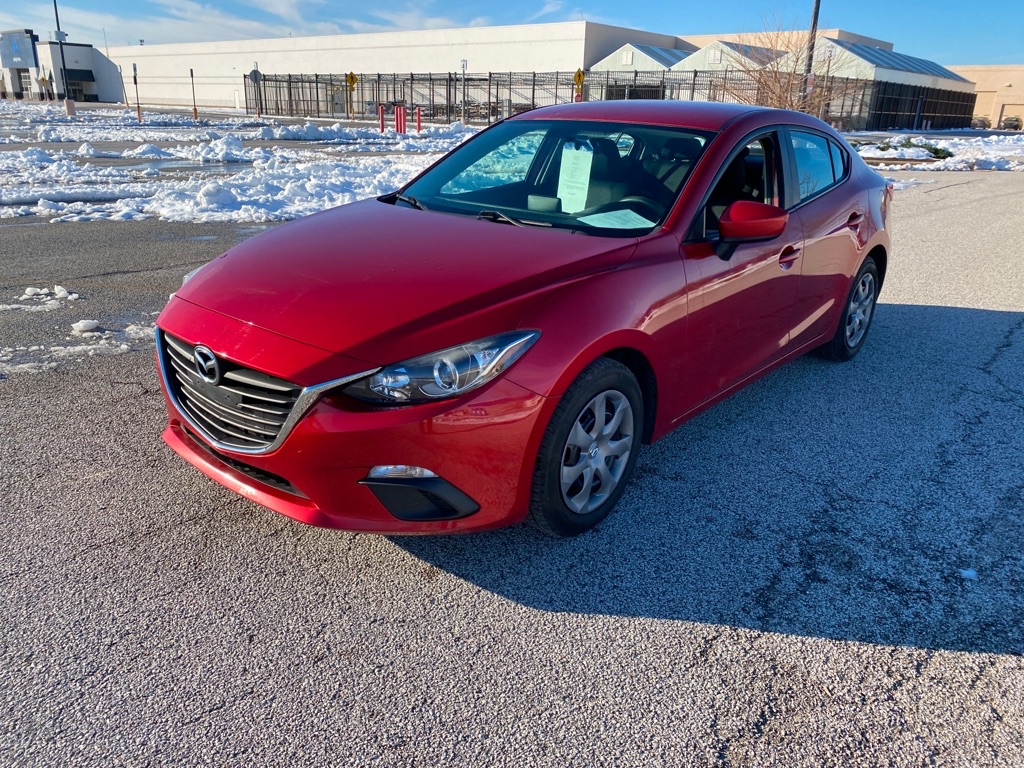 2015 MAZDA 3 SPORT for sale at TKP Auto Sales