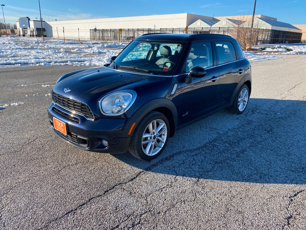 2014 MINI COOPER S COUNTRYMAN for sale in Eastlake, Ohio