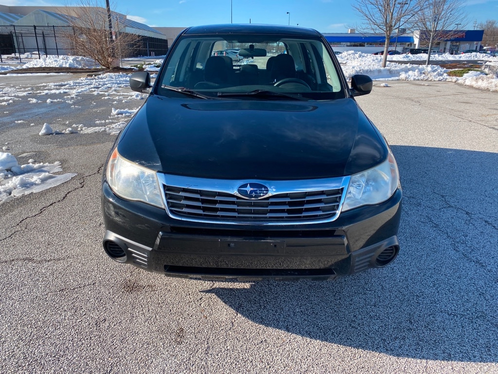 2010 SUBARU FORESTER 2.5X for sale at TKP Auto Sales