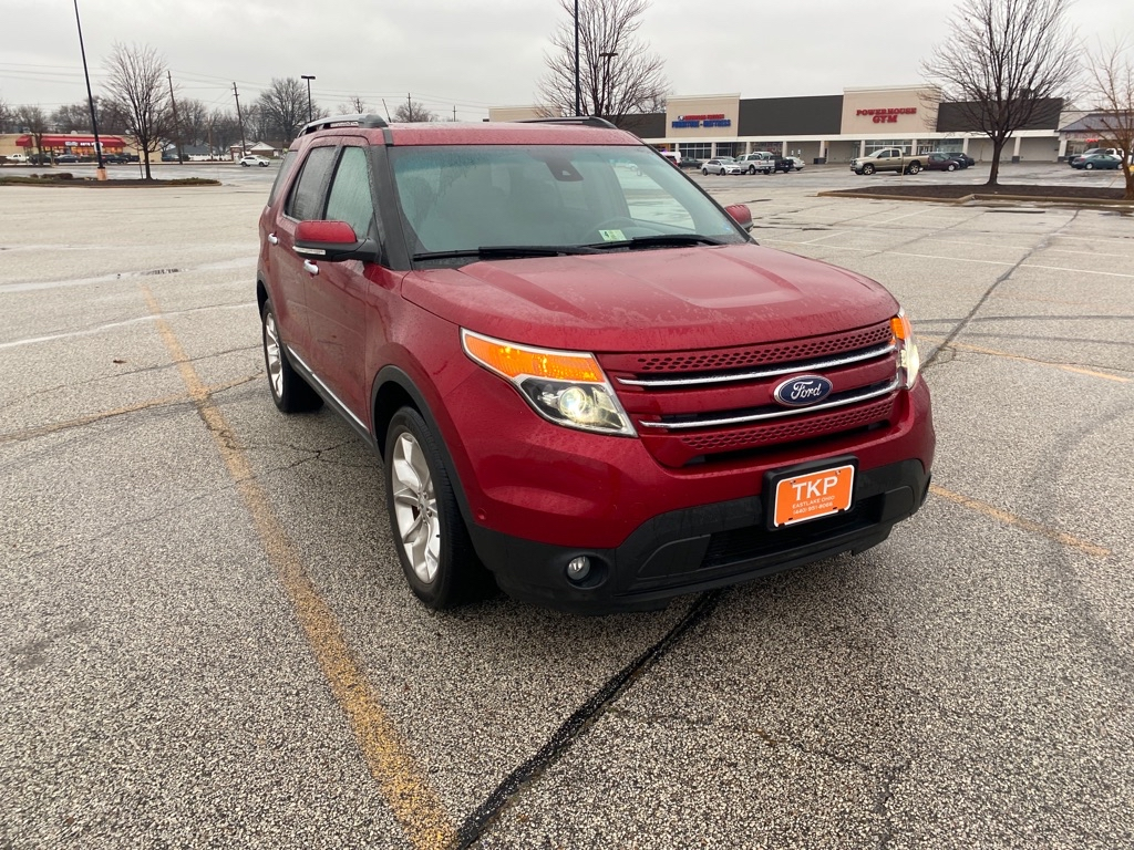 2014 FORD EXPLORER LIMITED for sale at TKP Auto Sales