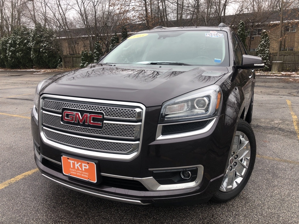 2015 GMC ACADIA DENALI for sale in Eastlake, Ohio