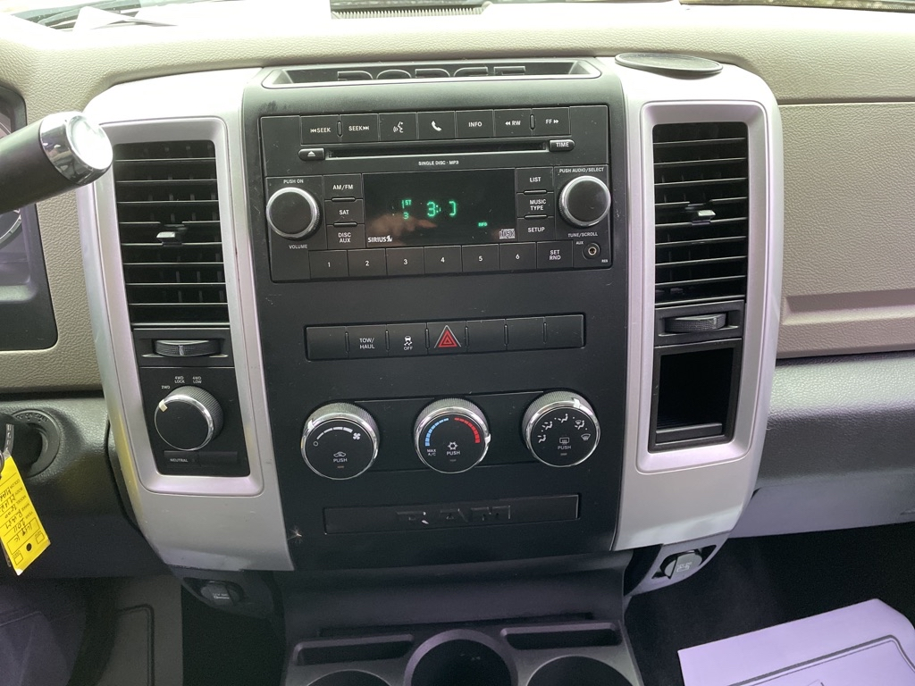 2011 RAM RAM PICKUP 1500 SLT for sale at TKP Auto Sales