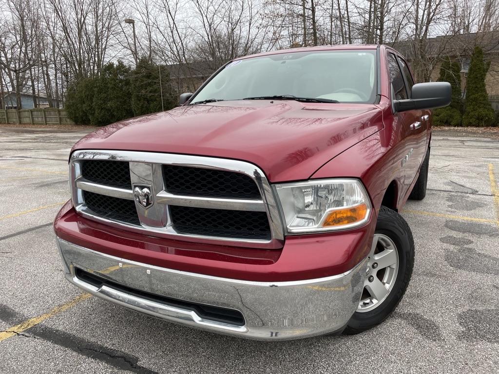 2011 RAM RAM PICKUP 1500 SLT for sale in Eastlake, Ohio