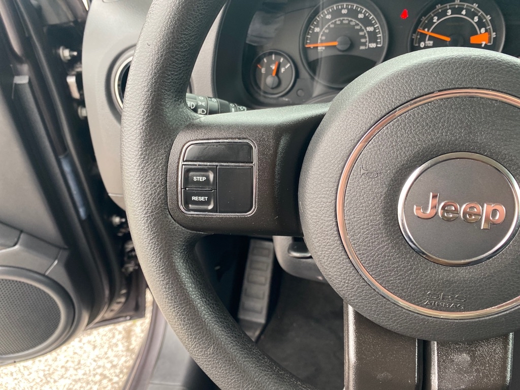 2016 JEEP PATRIOT SPORT for sale at TKP Auto Sales