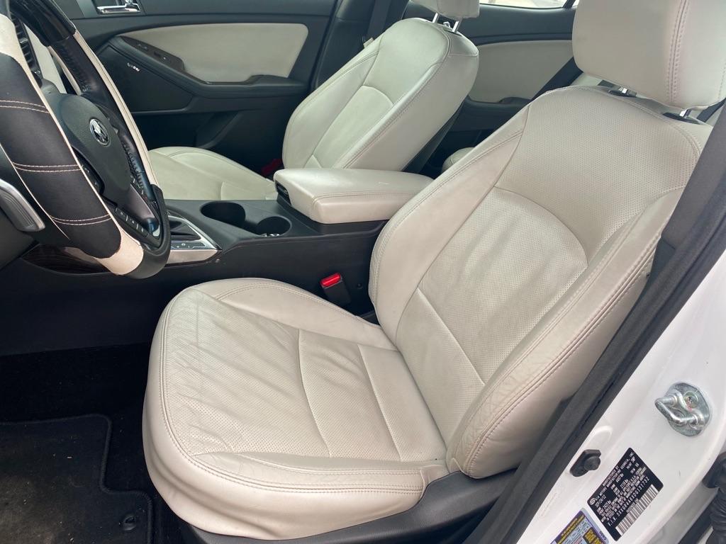 2013 KIA OPTIMA SX for sale at TKP Auto Sales