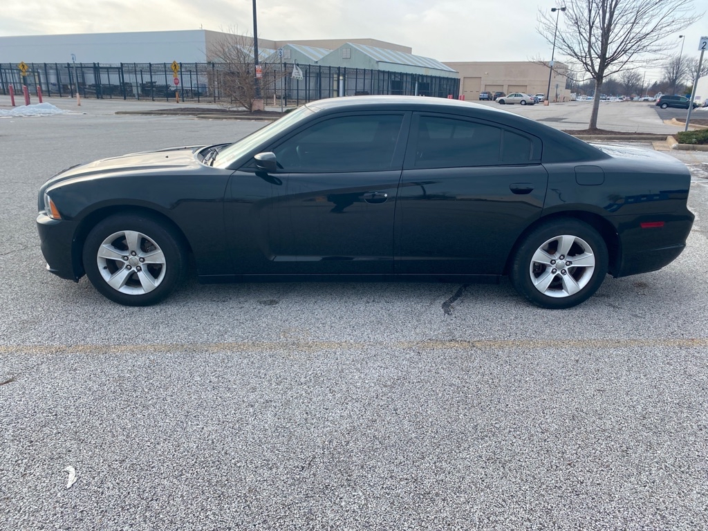 2014 DODGE CHARGER SE for sale at TKP Auto Sales