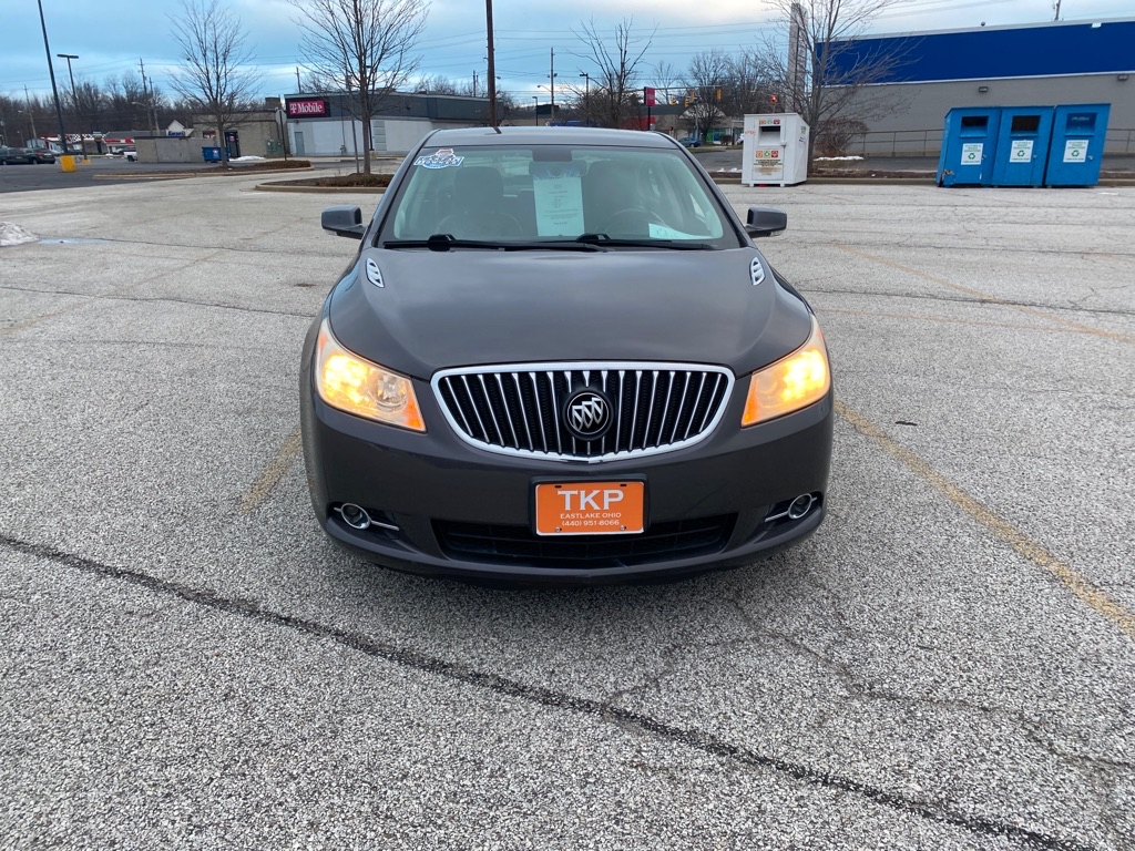 2013 BUICK LACROSSE  for sale at TKP Auto Sales