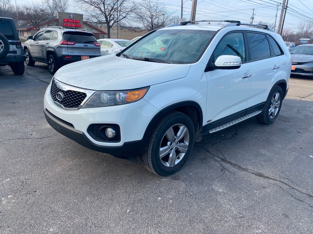 2012 KIA SORENTO for sale at TKP Auto Sales