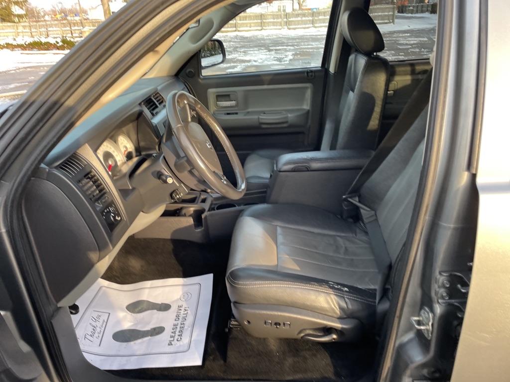 2010 DODGE DAKOTA LARAMIE for sale at TKP Auto Sales