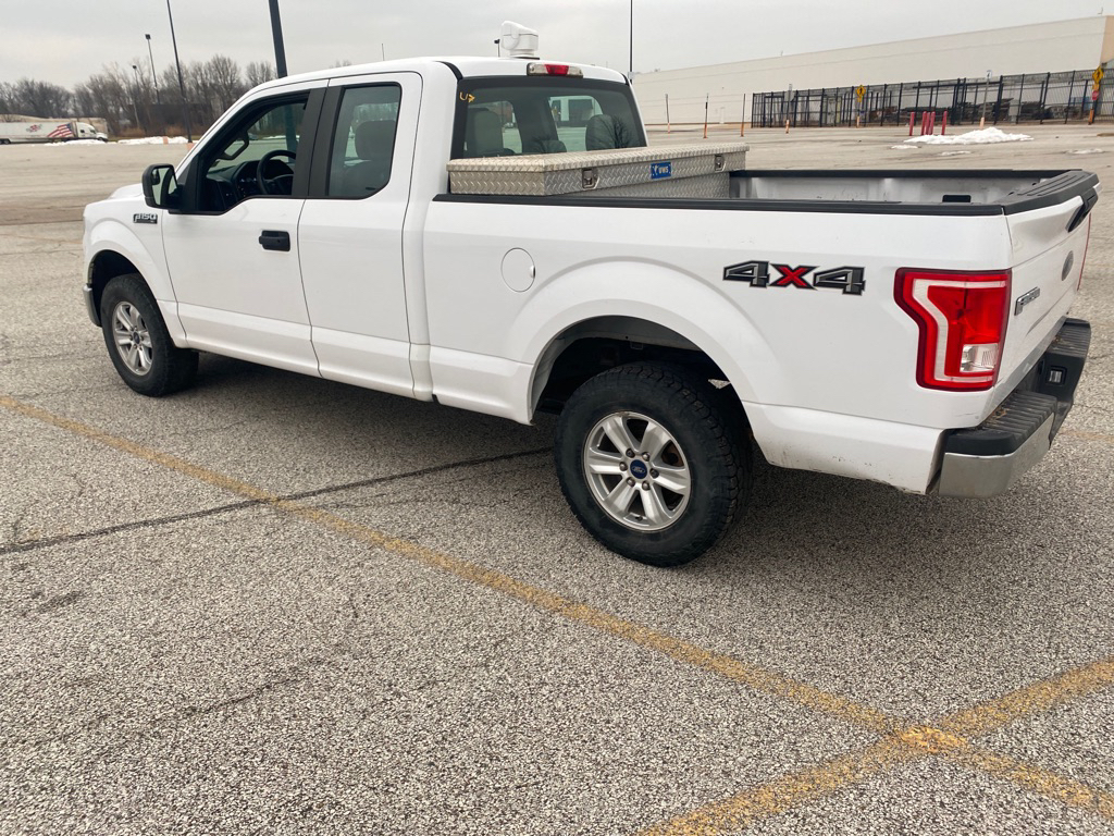 2015 FORD F150 SUPER CAB for sale at TKP Auto Sales