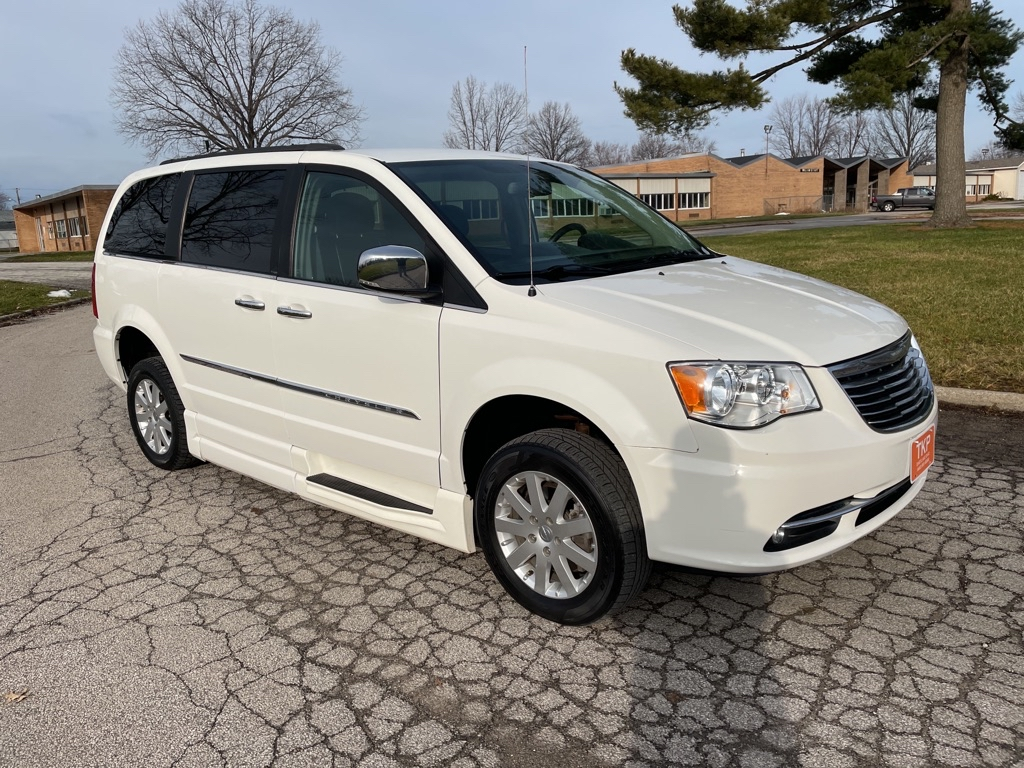 2012 CHRYSLER TOWN & COUNTRY TOURING L for sale at TKP Auto Sales