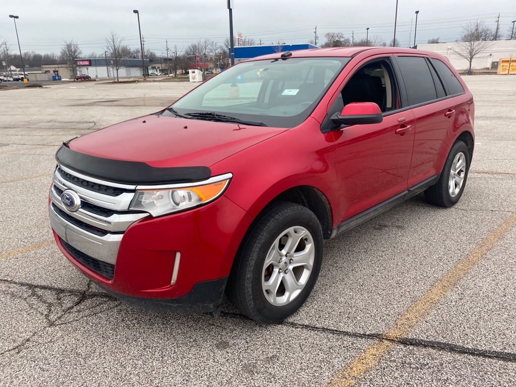 2012 FORD EDGE SEL for sale in Eastlake, Ohio