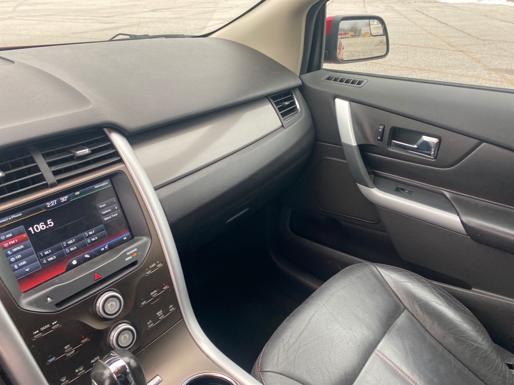 2012 FORD EDGE SEL for sale at TKP Auto Sales
