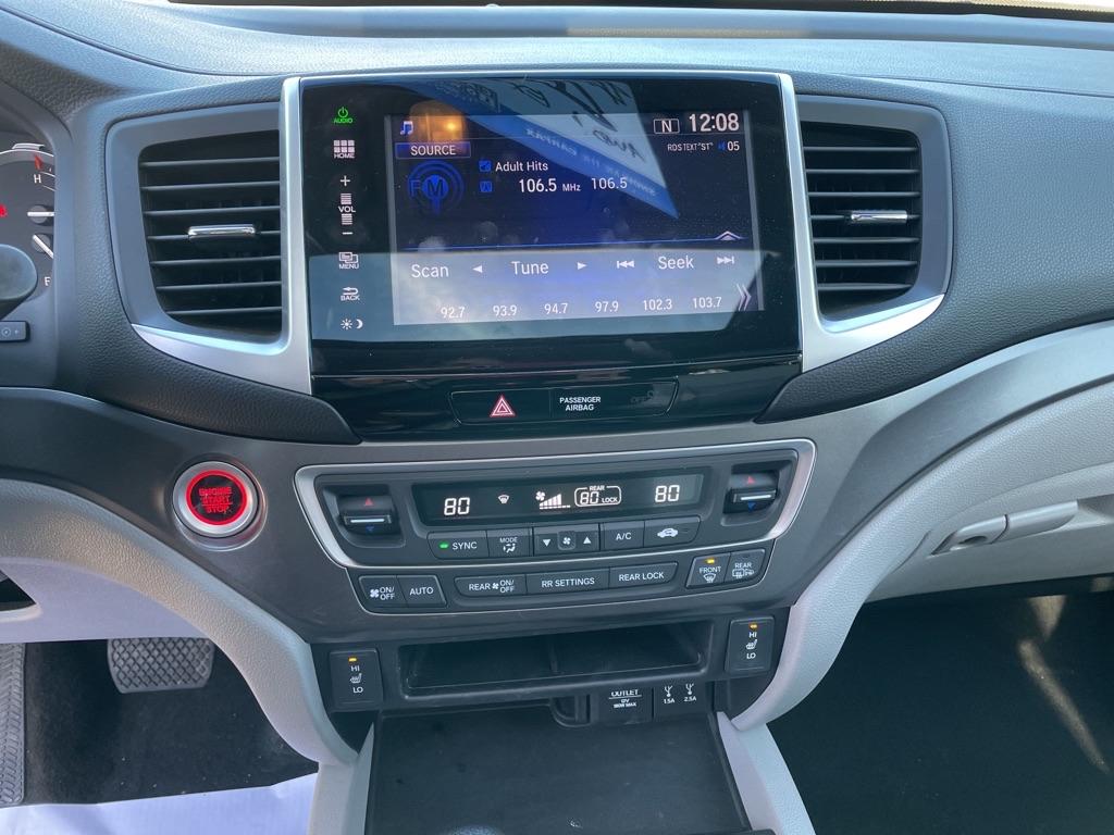 2016 HONDA PILOT EXL for sale at TKP Auto Sales