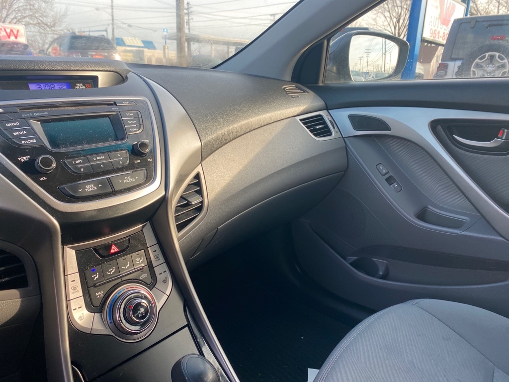 2013 HYUNDAI ELANTRA GLS for sale at TKP Auto Sales