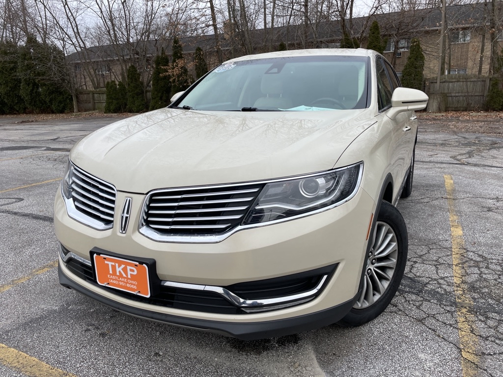 2016 LINCOLN MKX SELECT for sale in Eastlake, Ohio
