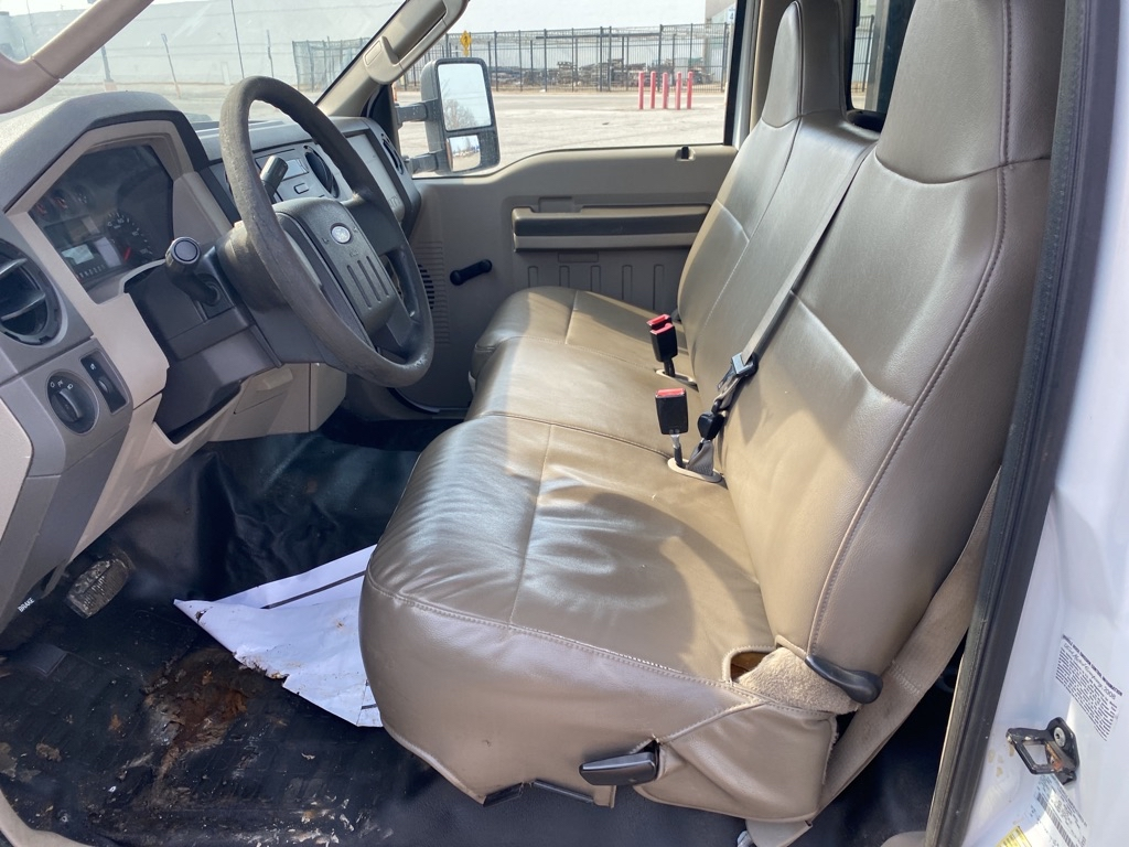 2008 FORD F350 SUPER DUTY for sale at TKP Auto Sales