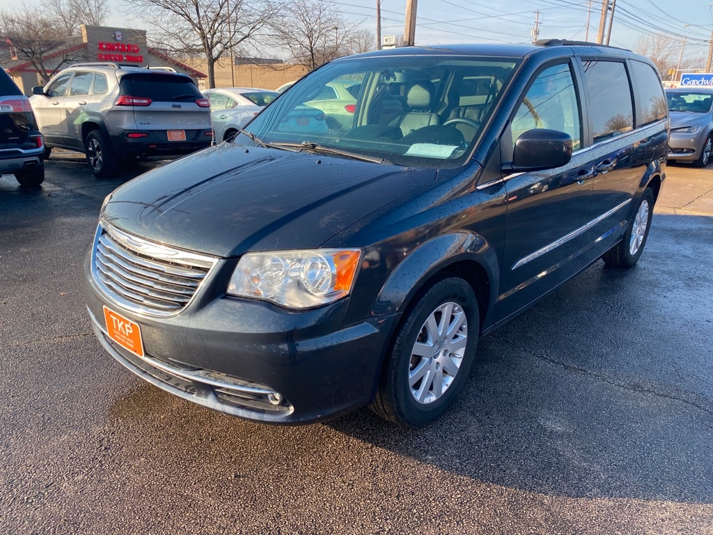 2014 CHRYSLER TOWN & COUNTRY for sale at TKP Auto Sales