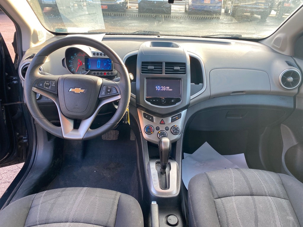2015 CHEVROLET SONIC LT for sale at TKP Auto Sales