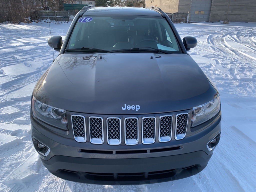 2014 JEEP COMPASS LATITUDE for sale at TKP Auto Sales