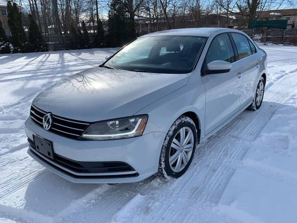 2017 VOLKSWAGEN JETTA for sale at TKP Auto Sales