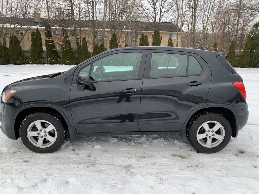 2016 CHEVROLET TRAX LS for sale at TKP Auto Sales