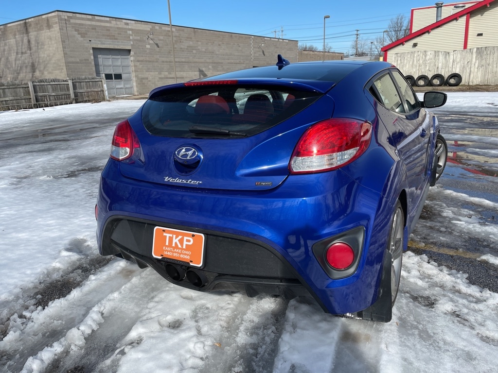 2014 HYUNDAI VELOSTER TURBO for sale at TKP Auto Sales