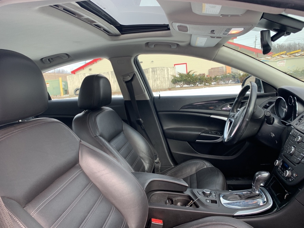 2012 BUICK REGAL GS for sale at TKP Auto Sales