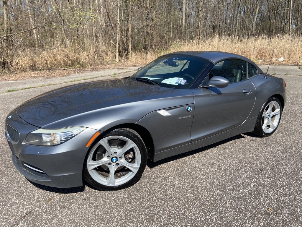 2012 BMW Z4 for sale at TKP Auto Sales
