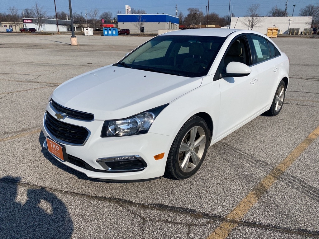 2015 CHEVROLET CRUZE for sale at TKP Auto Sales