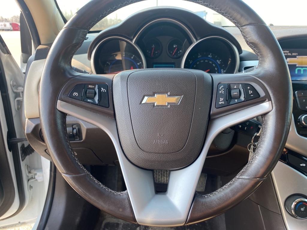 2015 CHEVROLET CRUZE LT for sale at TKP Auto Sales