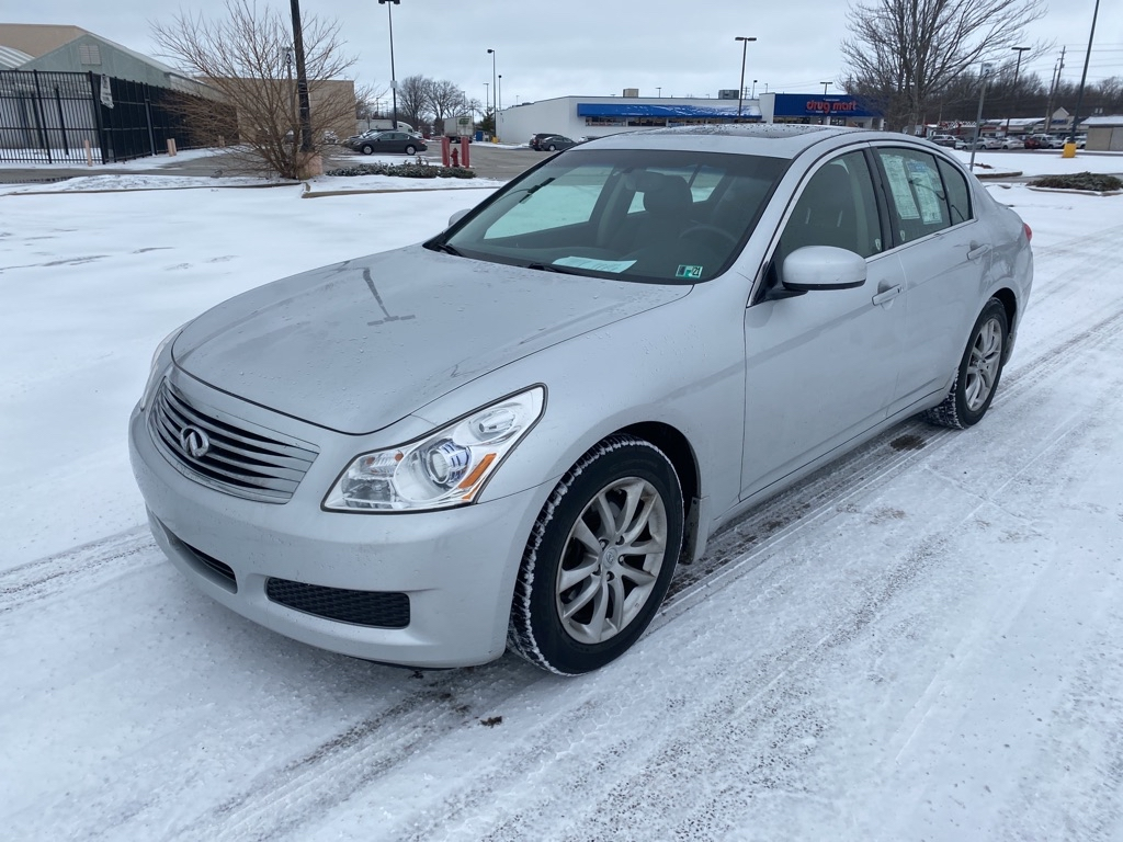 2008 INFINITI G35 for sale at TKP Auto Sales