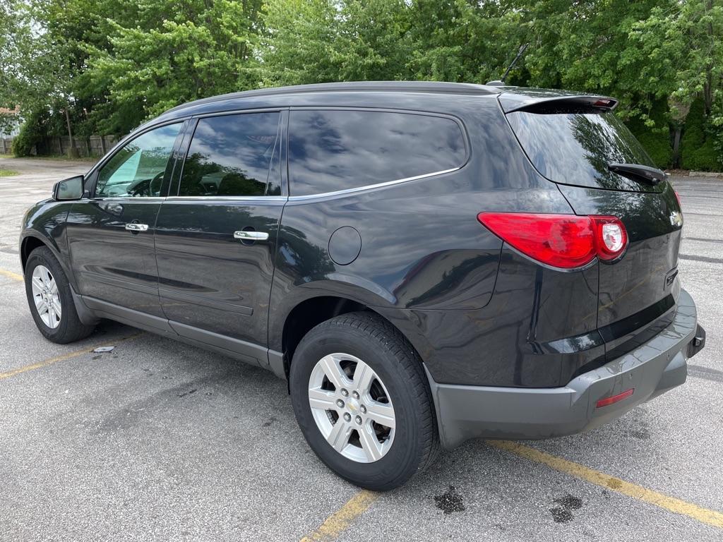 2012 CHEVROLET TRAVERSE LT for sale at TKP Auto Sales