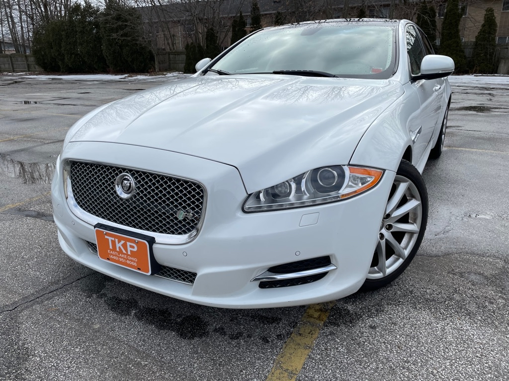 2012 JAGUAR XJ for sale at TKP Auto Sales