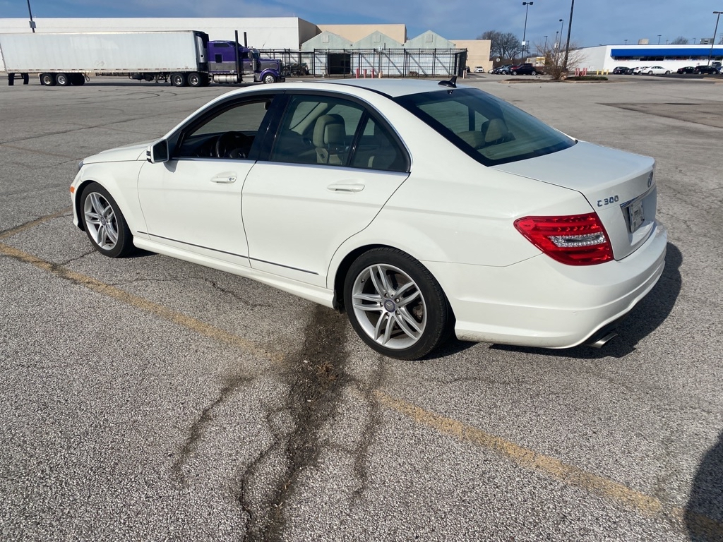 2012 MERCEDES-BENZ C-CLASS C300 4MATIC for sale at TKP Auto Sales