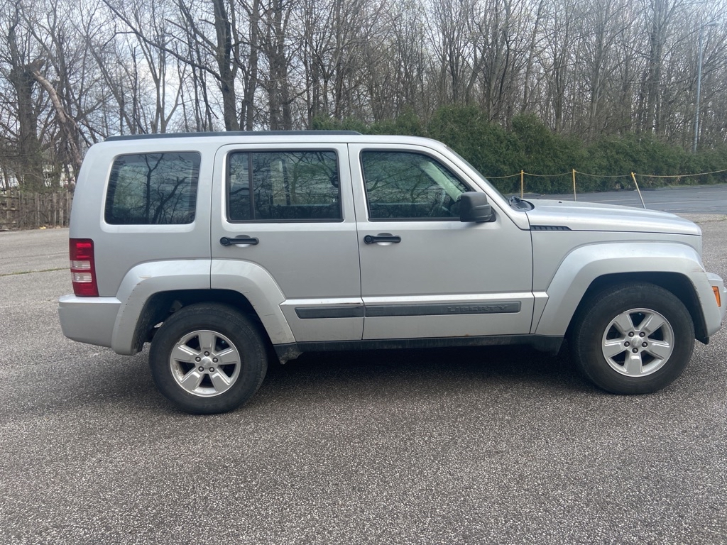 2012 JEEP LIBERTY SPORT for sale at TKP Auto Sales