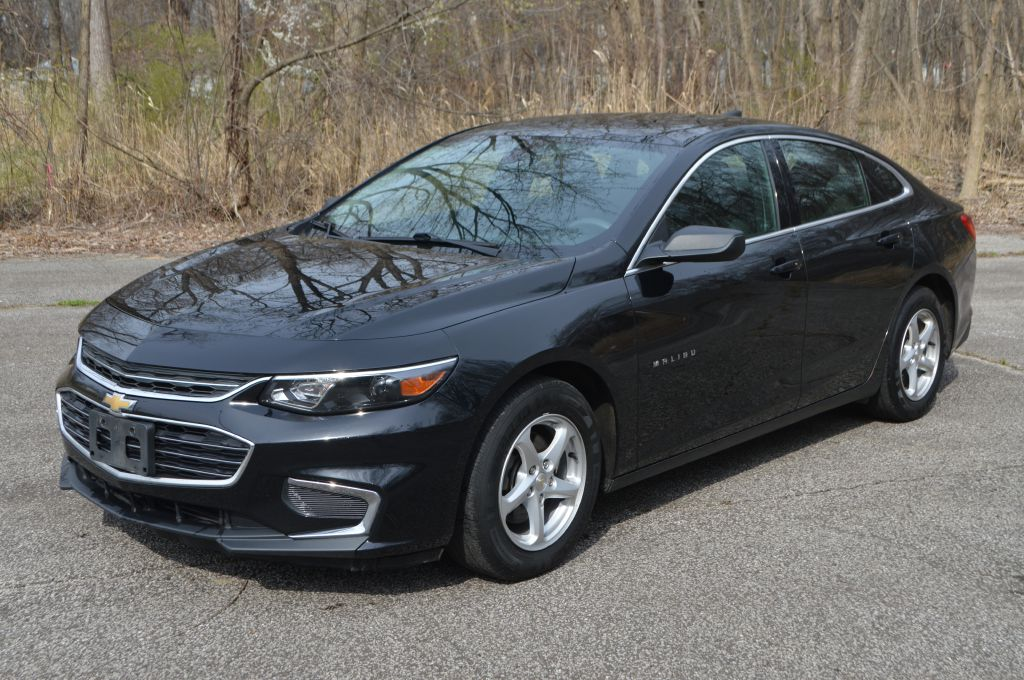 2017 CHEVROLET MALIBU for sale at TKP Auto Sales