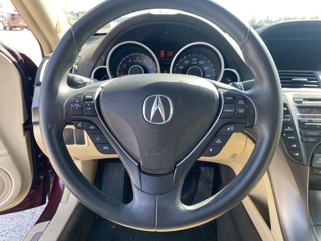 2013 ACURA TL TECH for sale at TKP Auto Sales
