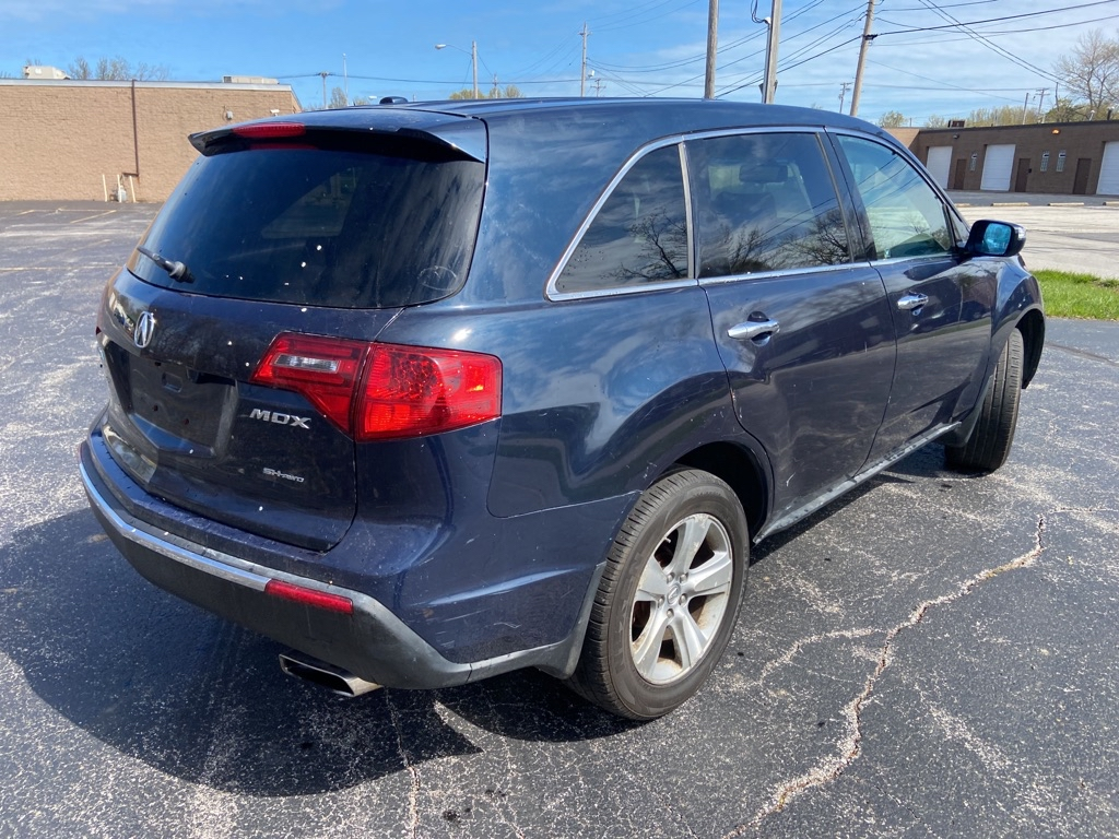 2010 ACURA MDX  for sale at TKP Auto Sales