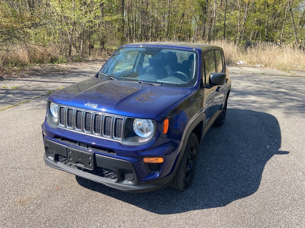 2019 JEEP RENEGADE for sale at TKP Auto Sales