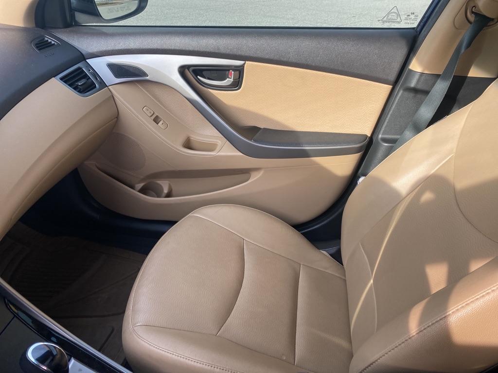 2013 HYUNDAI ELANTRA GLS for sale at TKP Auto Sales