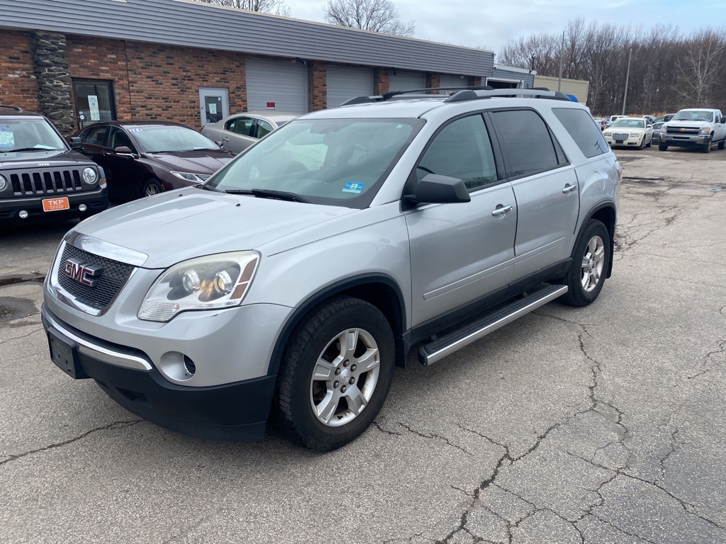 2011 GMC ACADIA for sale at TKP Auto Sales
