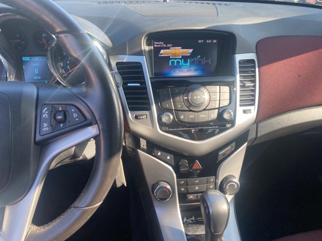 2013 CHEVROLET CRUZE LT for sale at TKP Auto Sales